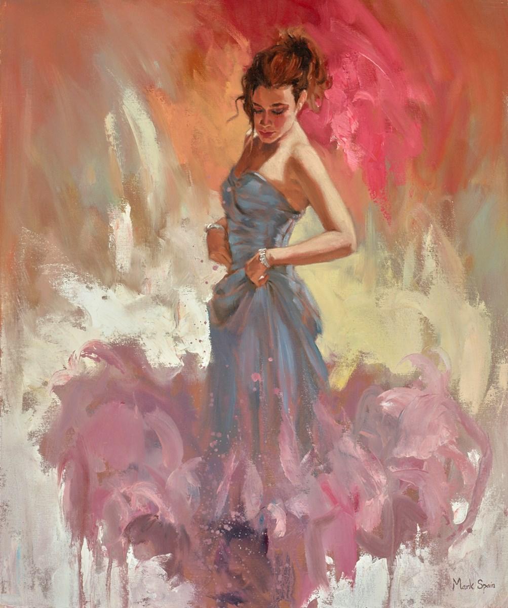 Dancing Blue Dress